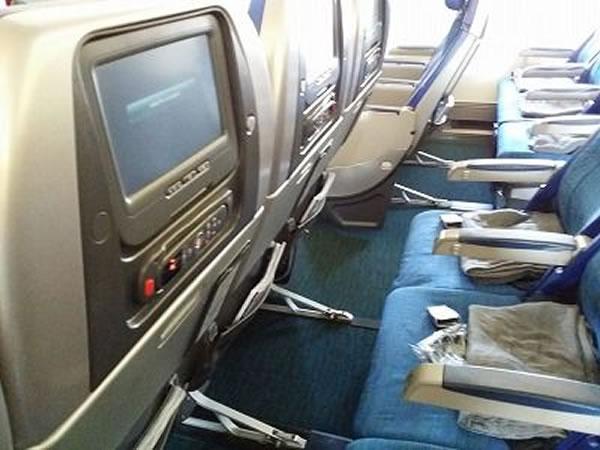 2013年10月 キャセイパシフィック航空 CX543 搭乗記