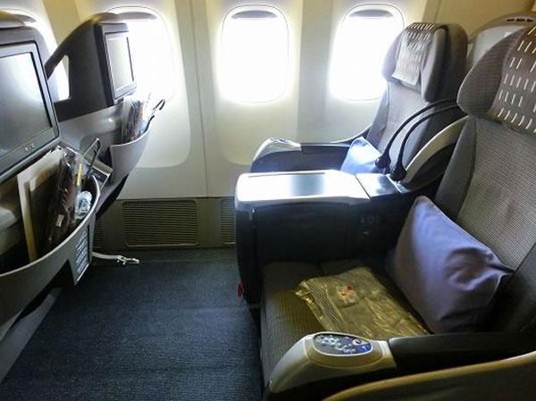 2015年2月 日本航空 / JAL JL26 搭乗記