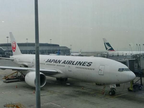 2014年12月 日本航空 / JAL JL26 搭乗記