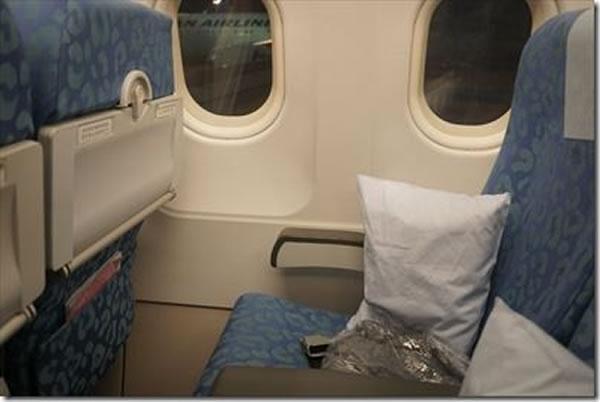 2014年10月 香港ドラゴン航空 KA397 搭乗記