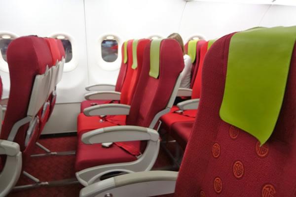 2013年11月 香港エクスプレス UO623 搭乗記