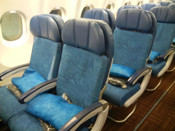 2015年2月 ハワイアン航空 HA458 搭乗記