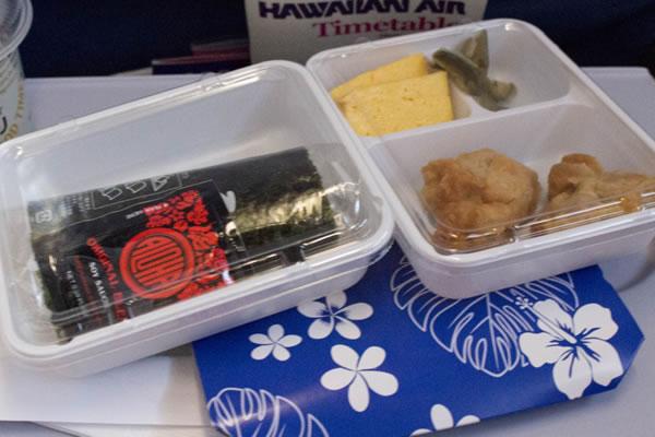 2015年4月 ハワイアン航空 HA458 搭乗記