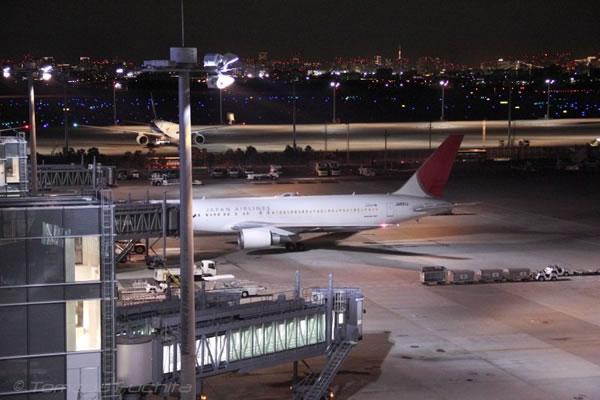 2012年9月 日本航空 / JAL JL80  搭乗記