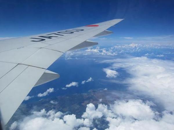 2013年9月 日本航空 / JAL JL80  搭乗記