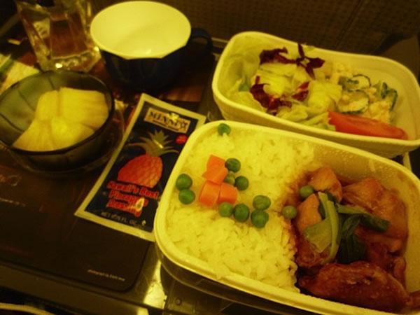 2012年12月 日本航空 / JAL JL89  搭乗記