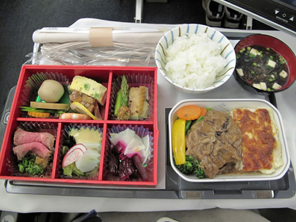 2012年5月 日本航空 / JAL JL89  搭乗記