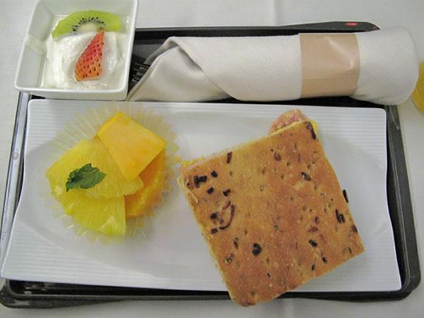 2012年5月 日本航空 / JAL JL89  機内食