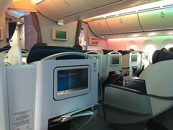2016年7月 全日空 / ANA NH186 搭乗記