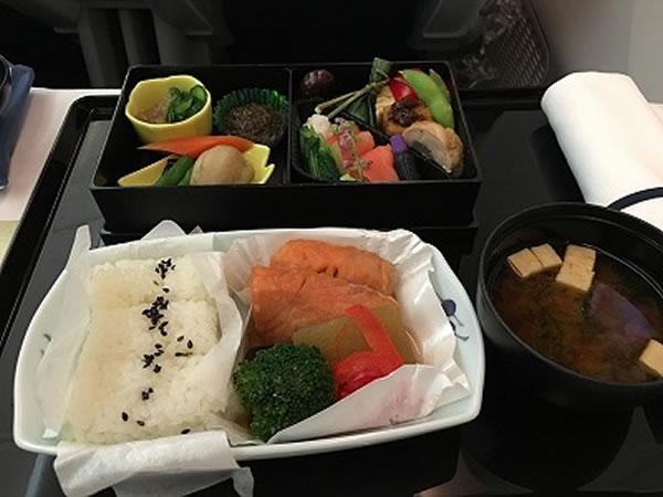 2016年7月 全日空 / ANA NH186 機内食