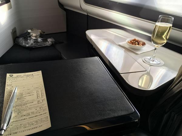2016年1月 ブリティッシュ エアウェイズ BA7 搭乗記