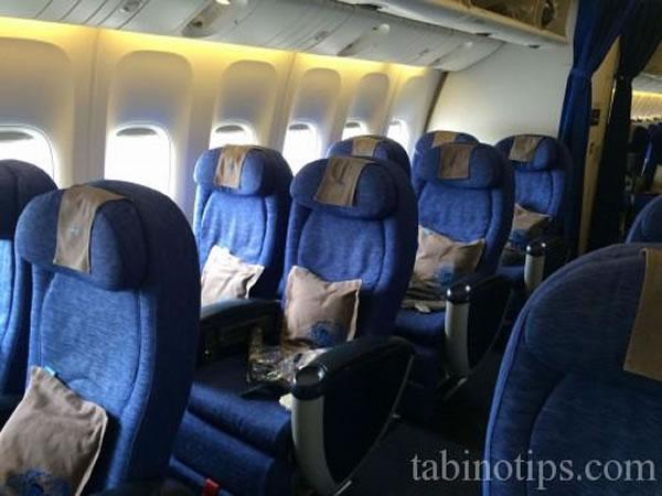 2015年3月 ブリティッシュ エアウェイズ BA7 搭乗記