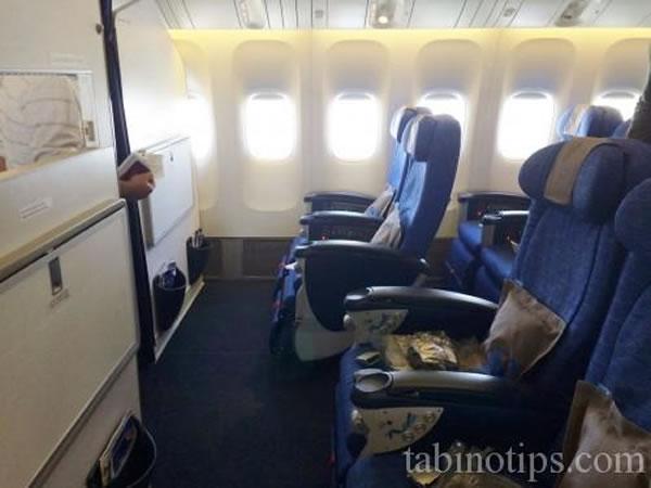 2015年3月 ブリティッシュ エアウェイズ BA8  搭乗記