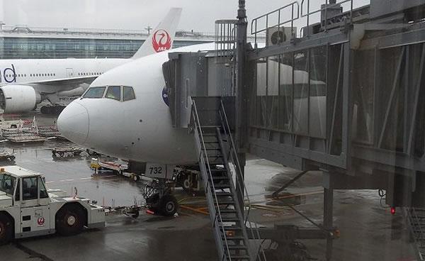 2016年3月 日本航空 / JAL JL43 搭乗記