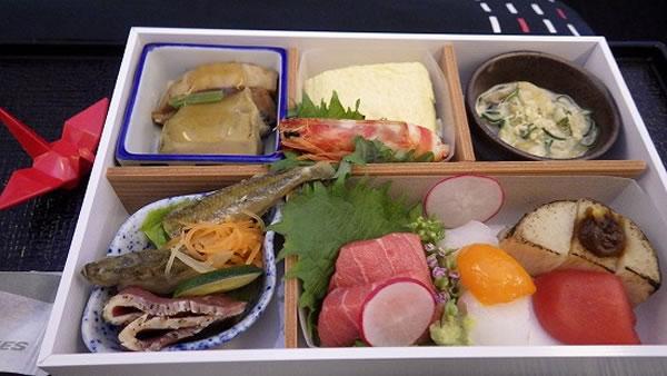 2016年3月 日本航空 / JAL JL43 機内食