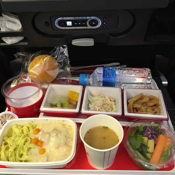 2016年6月 日本航空 / JAL JL43 機内食