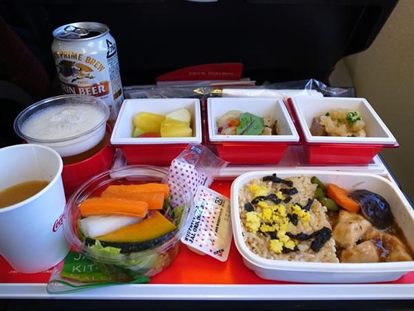 2014年9月 日本航空 / JAL JL45 搭乗記