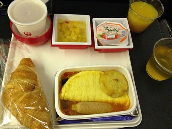 2014年12月 日本航空 / JAL JL46 機内食