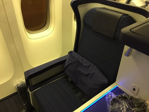 2015年2月 全日空 / ANA NH216 搭乗記