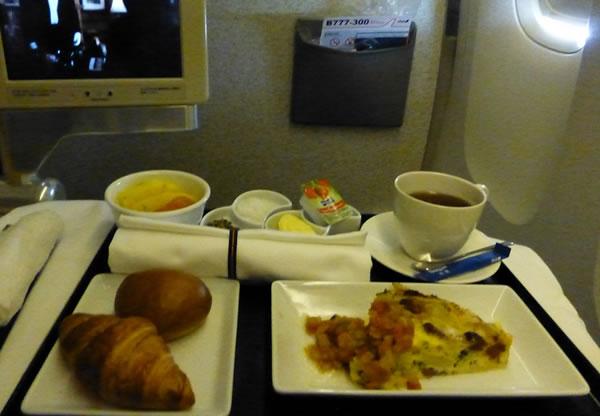 2014年8月 全日空 / ANA NH216 搭乗記