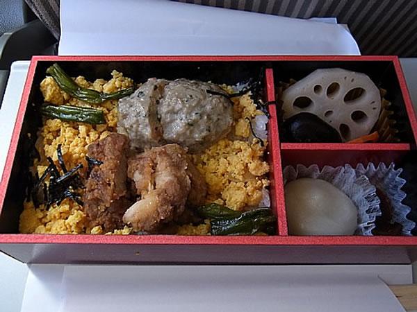 2013年5月 日本航空 / JAL JL91 機内食