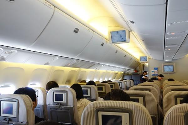 2013年7月 日本航空 / JAL JL91 搭乗記