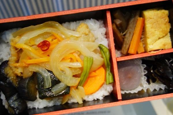 2013年7月 日本航空 / JAL JL91 機内食