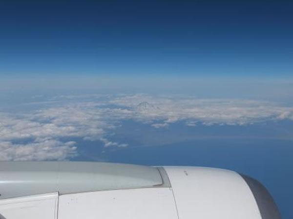 2014年3月 日本航空 / JAL JL92 搭乗記