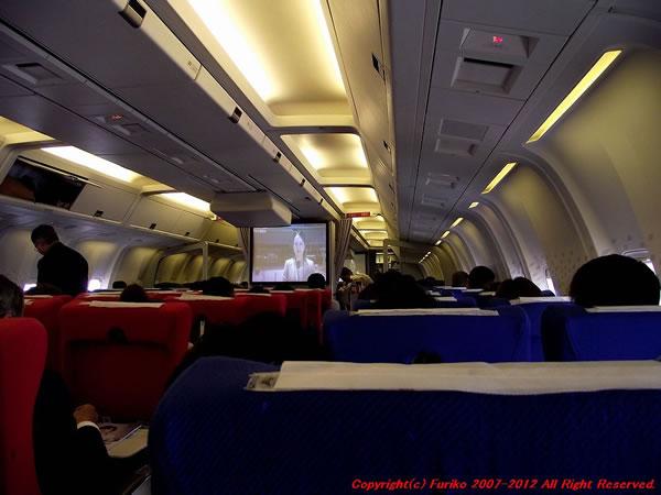 2012年6月 日本航空 / JAL JL93 搭乗記