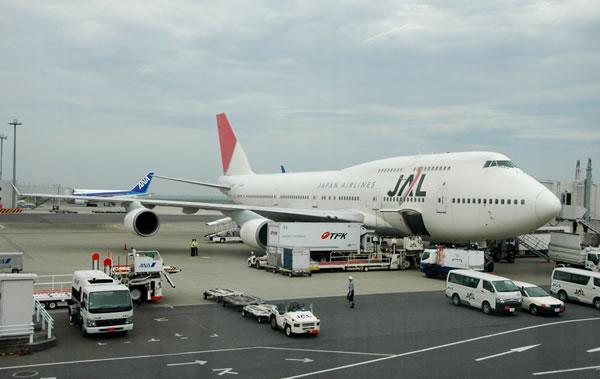 2009年7月 日本航空 / JAL JL93 搭乗記