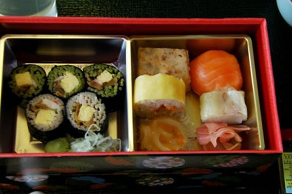 2009年7月 日本航空 / JAL JL93 機内食