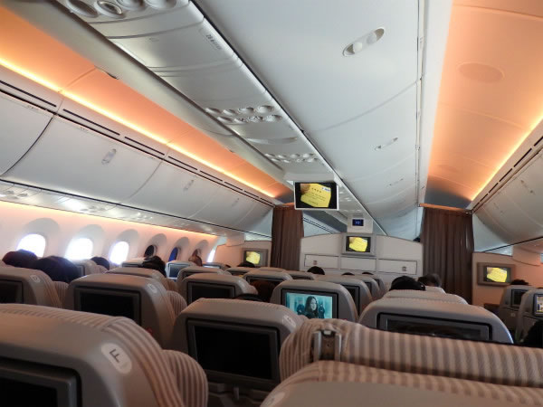 2016年4月 日本航空 / JAL JL93 搭乗記
