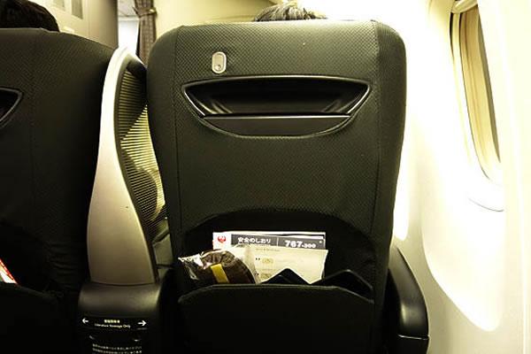 2014年2月 日本航空 / JAL JL94 搭乗記