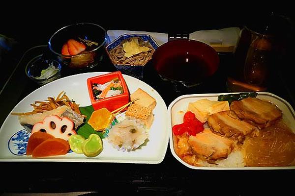 2014年2月 日本航空 / JAL JL94 機内食
