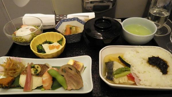 2015年3月 日本航空 / JAL JL94 機内食