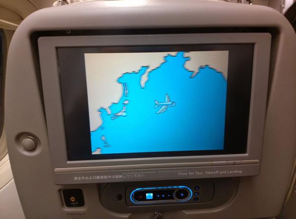 2014年12月 日本航空 / JAL JL95 搭乗記