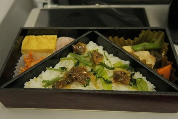 2015年4月 日本航空 / JAL JL95 機内食