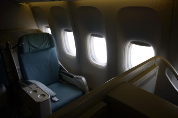 2016年8月 大韓航空 KE2708 搭乗記
