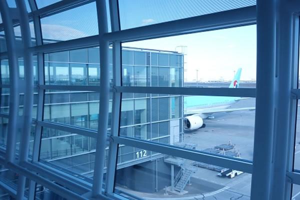 2013年12月 大韓航空 KE2708 搭乗記