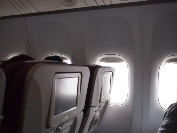 2015年11月 大韓航空 KE2712 搭乗記