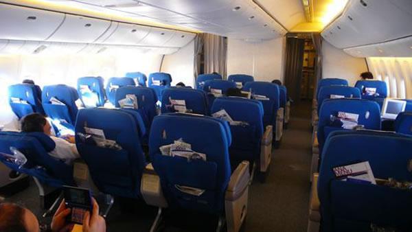 2010年12月 全日空 ./ ANA NH861/NH1161 搭乗記