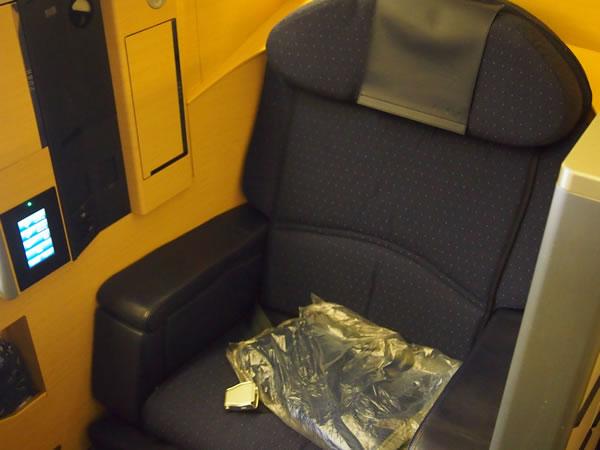 2014年7月 全日空 / ANA NH862 / NH1160 搭乗記