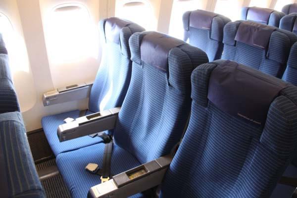 2012年11月 全日空 ./ ANA NH865 / NH1165 搭乗記