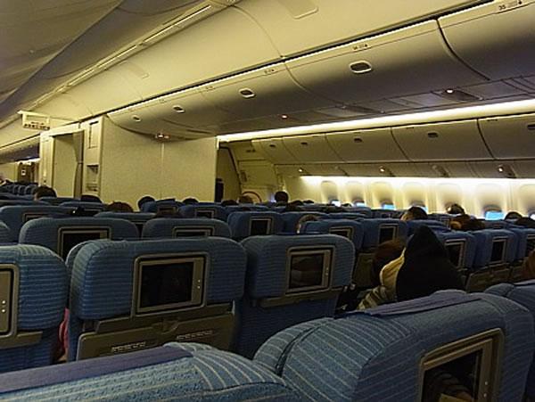 2012年1月 全日空 ./ ANA NH865 / NH1165 搭乗記