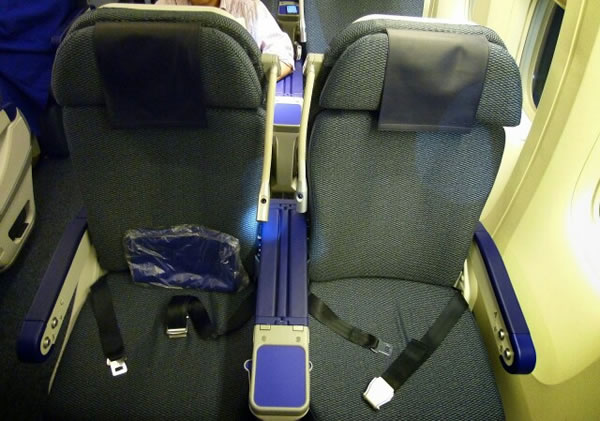 2014年7月 全日空 / ANA NH867 / NH1167 搭乗記