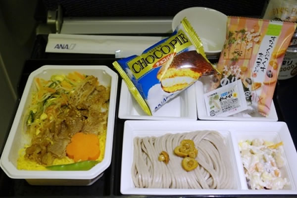2014年5月 全日空 / ANA NH867 / NH1167 搭乗記