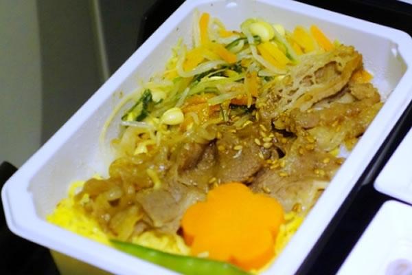 2014年5月 全日空 / ANA NH867 / NH1167 機内食