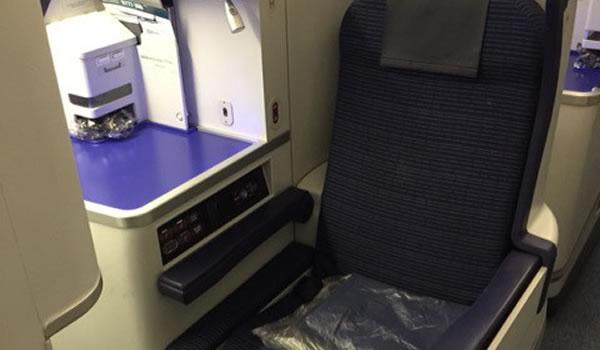 2015年4月 全日空 / ANA NH867 / NH1167 搭乗記
