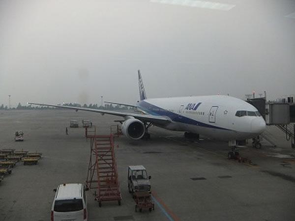 2013年8月 全日空 ./ ANA NH868 / NH1166 搭乗記