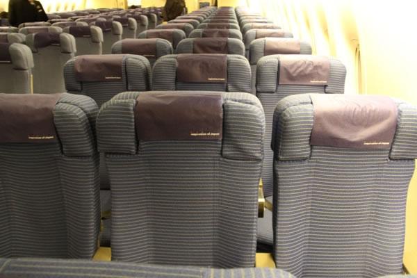2013年1月 全日空 ./ ANA NH868 / NH1166 搭乗記